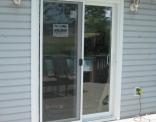 5' Inline Patio Door Ouside