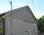 Fascia Soffit Board and Batten After 2
