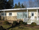 Shake Siding with Capping Front of House