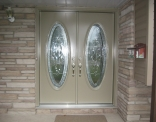 Classic Oval Double Door System