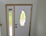 Entrance Door System Inside