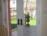 Garden Door Inside