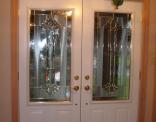 Inside View Dorplex Royal Series Double Door