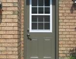 Half Lite Venting Door