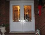 Outside View Dorplex Royal Series Double Door