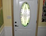 Oval Door Inside