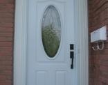 Oval Door Outside