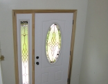Entrance Door System Inside