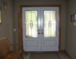 Double Doors Inside