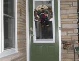 olive-green-venting-door