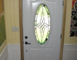 Oval Door Inside