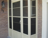 Front Enclosure with Corner