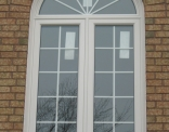 Arched Window with Casements