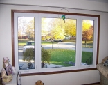 Front Picture Window Finished From Inside