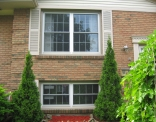 Front Windows with Grills