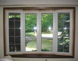 Bow Window Inside